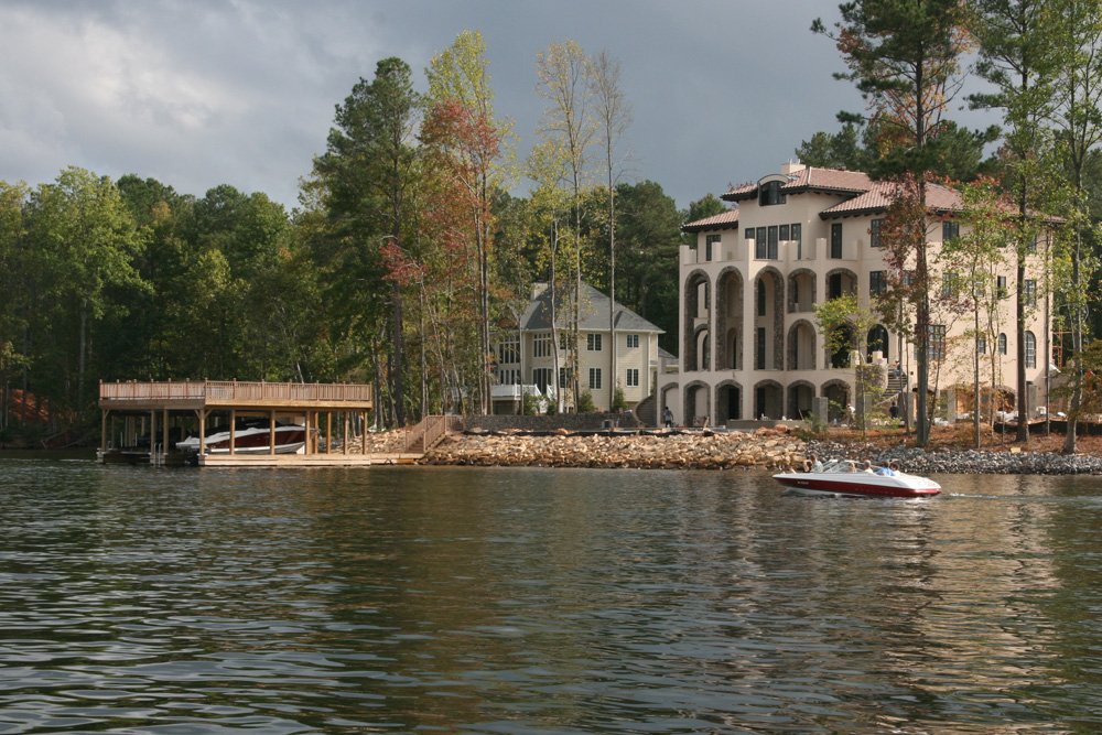 About Lake Gaston